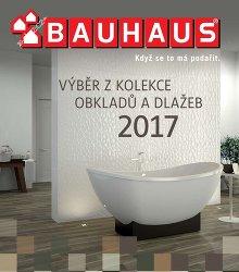 Akční leták BAUHAUS - Katalog obklady a dlažby