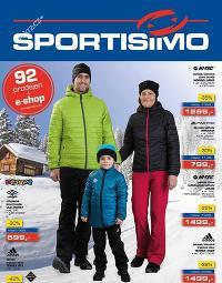 Sportisimo, 14. 2. – 28. 2. 2017