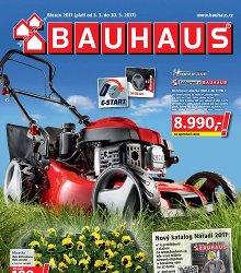 Akční leták BAUHAUS - Katalog březen 2017