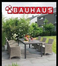 Akční leták BAUHAUS - Katalog zahradního nábytku