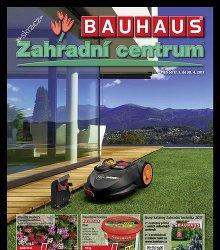 Akční leták BAUHAUS - Katalog Zahradní centrum