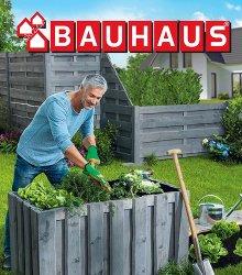 Akční leták BAUHAUS - Katalog dřevo v zahradě