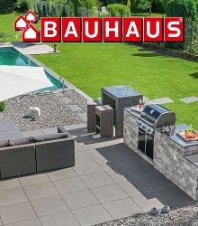 Akční leták BAUHAUS - Katalog stavební materiály pro zahradu