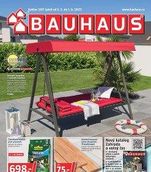 Akční leták BAUHAUS - Katalog květen 2017