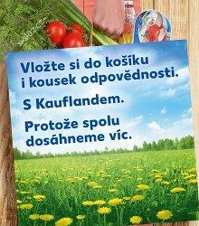 Akční leták Kaufland Udržitelnost