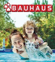 Akční leták BAUHAUS - Katalog bazény