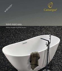 Akční leták BAUHAUS - Katalog volně stojící vany Camargue