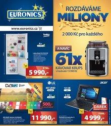 Akční leták Euronics - Akční leták
