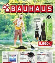 Akční leták BAUHAUS
