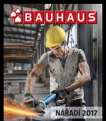 Akční leták BAUHAUS - Katalog NÁŘADÍ 2017