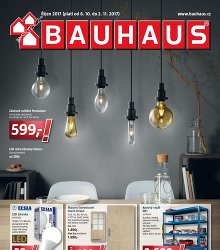 Akční leták BAUHAUS -