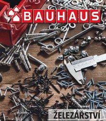 Akční leták BAUHAUS - Železářství