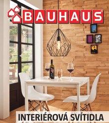 Akční leták BAUHAUS - Katalog Interiérová svítidla