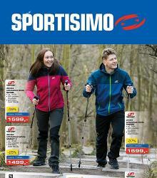 Akční leták Sportisimo